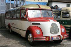 Magirus O 3500 Bj. Classic Trucks, Classic Cars, Automobile, Mode Of Transport, Public Transport, Der Bus, Bus Coach, Bus Conversion, Futuristic Cars