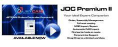 CADCAM nesting software - sheet metal fabrication, composite cutting, routing - JETCAM
