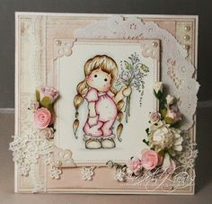 Audhild Hobby Blog: Magnolia