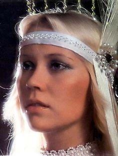 Agnetha Fältskog 1976.