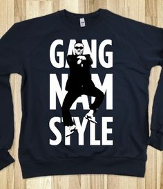 Gangnam Style .. Had to pin just because!