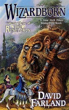Wizardborn, book 3 of The Runelords