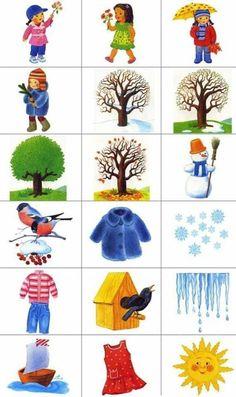 Seasons Activities, Spring Activities, Learning Activities, Kids Learning, Activities For Kids, Teaching Weather, Preschool Weather, Winter Crafts For Kids, Winter Kids
