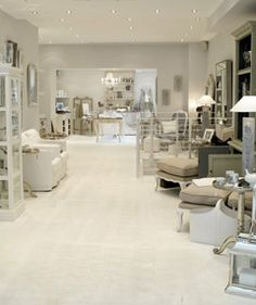 Brissi Marylebone High Street, London - I LOVE this shop! White Shop, Will Smith, Beautiful Homes, Home Goods, Sweet Home, New Homes, Notting Hill, London, Interior Design