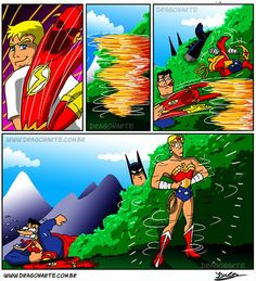 Superman and batman team up = world destruction. - Batman Funny - Funny Batman Meme - - Got em. Superman and batman team up = world destruction. The post Got em. Superman and batman team up = world destruction. appeared first on Gag Dad. Bd Comics, Marvel Dc Comics, Funny Comics, Humor Batman, Funny Batman, Rage Comic, 4 Panel Life, Univers Dc, Superhero Memes