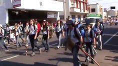 Grupo Escoteiro Iguaçu 43º SC - Desfiles 5 e 7 de Setembro de 2012
