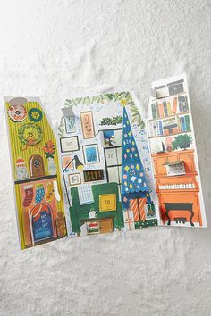 A round up of adorable advent calendars for 2016 - sources included
