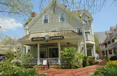 Artists Colony Inn & Restaurant in Nashville, Indiana | B&B Rental