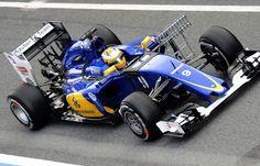 Blog Esportivo do Suíço: Sem Felipe Nasr, Sauber divulga data do lançamento do novo carro