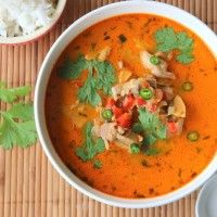 Thai Red Curry from The PicNic Blog