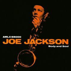 Joe Jackson - Body and Soul (1984) - MusicMeter.nl