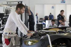 BMW M8 GTE szíve