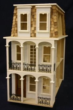 The Saint Charles by Majestic Mansions. For some reason I have always wanted a doll house. Yes, even as an adult.