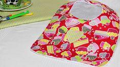 """El blog de """"Coser fácil y más by Menudo numerito"""" - Costura creativa: Baberos personalizados, una idea para regalar"""