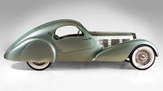 1935 Bugatti Type 57S Compétition Coupé Aerolithe