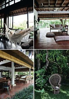 I want to live in a house like this when I retire in Bali !!! (French By Design: Weekend escape : Dreaming of Bali)