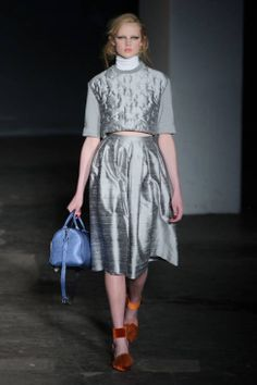 House of Holland Fall 2014 Ready-to-Wear Runway - House of Holland Ready-to-Wear Collection