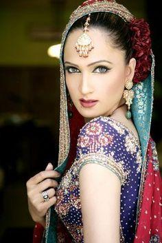 Indian fashion.  WONDERFUL...