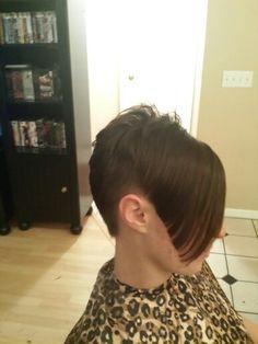 After pixs of cut