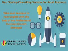 If you are looking for the best small business strategist for growing your small business then you have to must visit online and contact Fresh Start Consulting Firm.