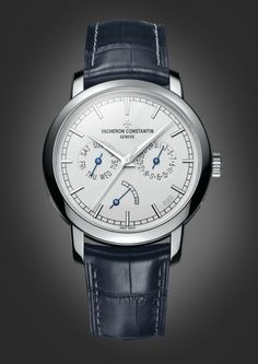 PRE-W&W2014: Vacheron Constantin Traditionnelle Day-Date and Power Reserve Collection Excellence Platine. Reference number 85290/000P-9947
