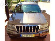 4.500 €: jeep modelo grand cherokee, versão laredo, ano 2000,3.1 a diesel  bancos em pele de cor preta! Interiores super estimados e conservados! bom estado geral fez este mes revisao e troca de oleo. próx...