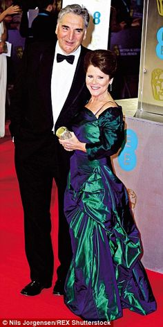 'I would put Imelda (Staunton) above me in terms of talent, said Jim of his wife of 32 yea...