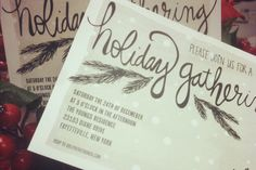 I was so excited to work with the lovely (and super talented) Morgan of Miss Wyolene on today's holiday printables. Featuring her beautiful hand lettering, Morgan created party invitations, mailing labels and adorable canning jar labels that are perfect forRead More