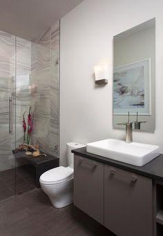 Robin Colton Interior Design Studio Horseshoe Bay Bathroom