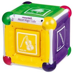 Buy Munchkin Mozart Magic Cube All Ages at Megavitamins Supplement Australia,Discount on volume available. Learn more - where to buy and what are the pros & Cons Munchkin Mozart Magic Cube All Ages.