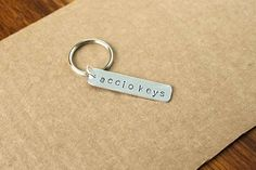 Accio Keychain, $6.50 I NEED THIS! Would be awesome if it actually worked too....