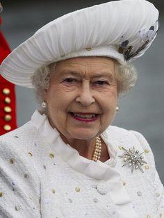 Queen Elizabeth, June 3, 2012