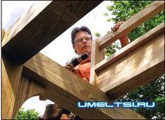 Арка-беседка для сада Wood, Rooftops, Woodwind Instrument, Timber Wood, Trees