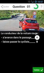 Code de la route 2015– miniatura da captura de ecrã
