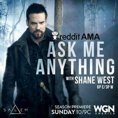 Shane West as John Alden