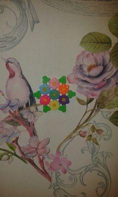 #Florecitas #Hama #Beads