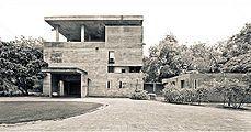 Le Corbusier - CasaShodan - India 1956
