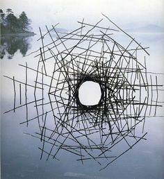 Audio & Grafik - Natural sculptures by Andy Goldsworthy