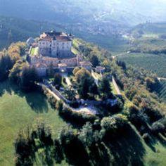 Castel Thun, esterno