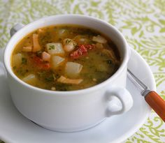 Caldo Gallego Cuban Recipes, New Recipes, Soup Recipes, Cooking Recipes, Caldo Gallego Recipe Spain, Salt Pork, Paprika Pork, Bean Stew, Veggie Soup
