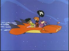 Hanna Barbera World: ENG - The Impossibles