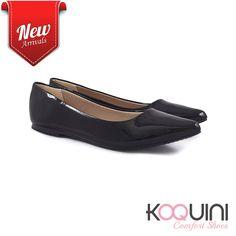 Básica, linda e muito confortável. Experimente a sua na Bandeirantes, 1011 - Araçatuba ou Compre Online: http://koqu.in/2ersWOf #koquini #comfortshoes #euquero