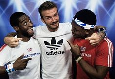 ADIDAS (Best): Imagine getting into a photo booth with a buddy - and having David Beckham walk in and join the photo? That's exactly what happened for a few lucky fans in this sponsored appearance as part of Adidas' #takethestage campaign.