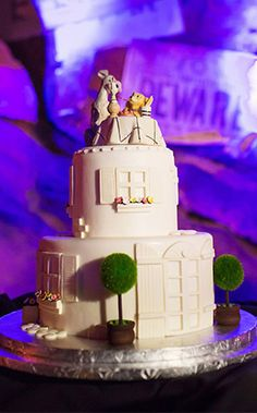 Wedding Cake Wednesday: Baking For Your Guest Count | Ever After Blog | Disney Fairy Tale Weddings and Honeymoon