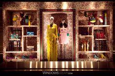 The World's Best Fashion Window Displays of 2015   WindowsWear Awards
