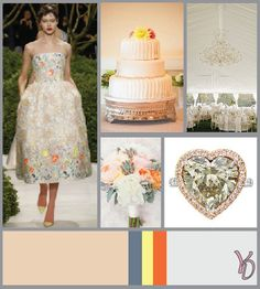 Dior Inspired Summer Wedding with a Pop of ColorDior Inspired Summer Wedding with a Pop of Color  Read more: http://www.yummydecor.com/weddings.html#ixzz2ZGpNehok
