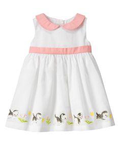 The Shy Little Kitten Dress