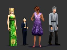 EA Sims 2 Store Items 2016