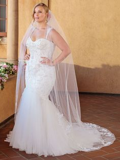 Casablanca Bridal Style 2320 | Paige Now Available at Facchianos Bridal! Schedule your appointment at www.facchianos.com