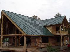 Standing Seam Metal Roofing | Dan Perkins Metal Roofing